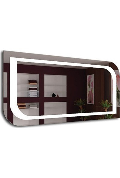 Dibanyo Ledli Ayna - Sensörlü 50 x 8 0cm