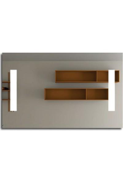 Dibanyo Ledli Ayna - Sensörlü 50 x 80 cm