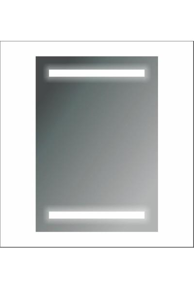 Dibanyo Ledli Ayna On/Off Düğmeli 50 x 70 cm