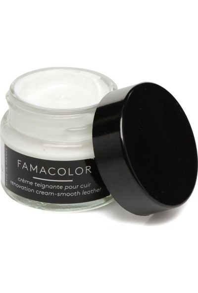 Famaco Famacolor Kapatıcı Deri Boyası 15 ml Beyaz
