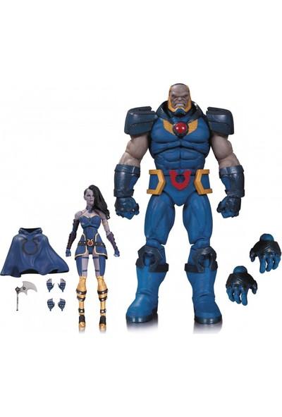 DC Collectibles Darkseid and Grail Action Figure (2'li Paket)