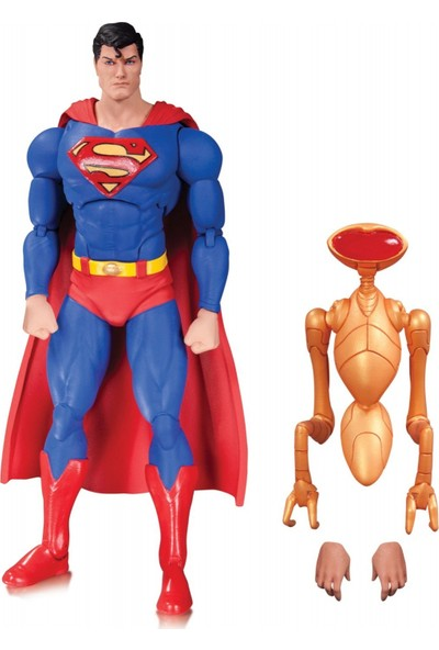 DC Collectibles DC Comics Icons Superman The Man of Steel Action Figure