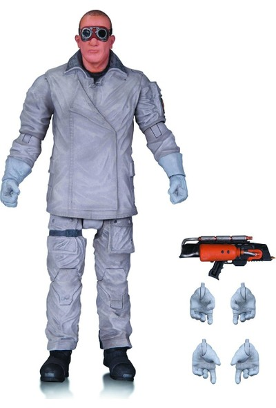 DC Collectibles The Flash TV Heat Wave Action Figure