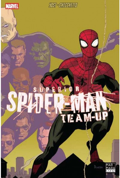 Superior Spider-Man Team-Up 3 Türkçe Çizgi Roman