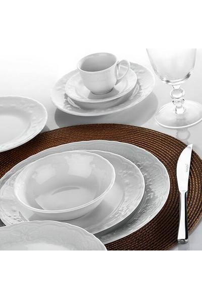 Kütahya Porselen Lalezar 53 Parça Yemek Takımı