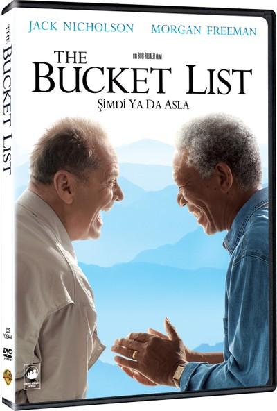 Bucket Lıst Dvd - Şimdi Ya Da Asla
