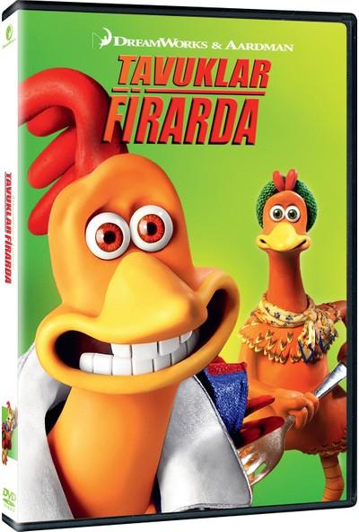 Chıcken Run Dvd - Tavuklar Firarda