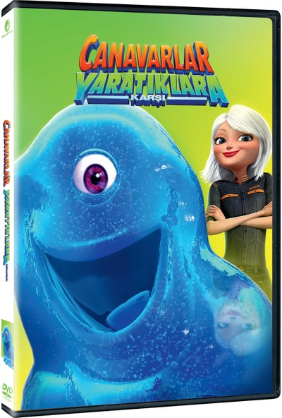 Monsters Vs. Alıens Dvd - Monsters Vs. Alıens