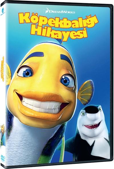 Shark Tale Dvd - Köpekbalığı Hikayesi