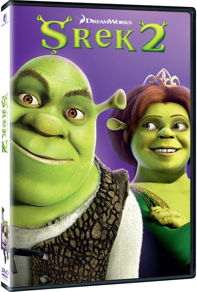 Shrek 2 Dvd - Shrek 2