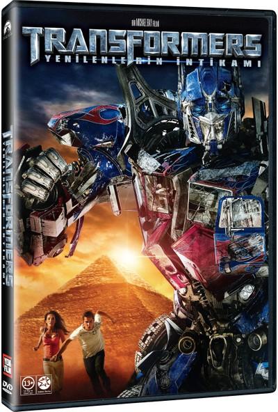 Transformers 2:Revenge Of The Fallen Dvd - Transformers 2:Yenilenlerin İntikamı