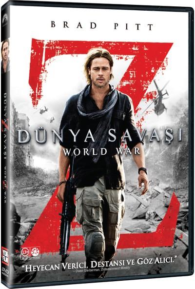 World War Z Dvd - Dünya Savaşı Z