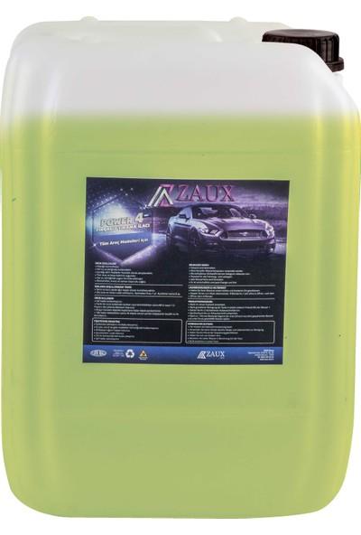 Zaux Kimya Power 4 Fırçasız Yıkama Deterjanı