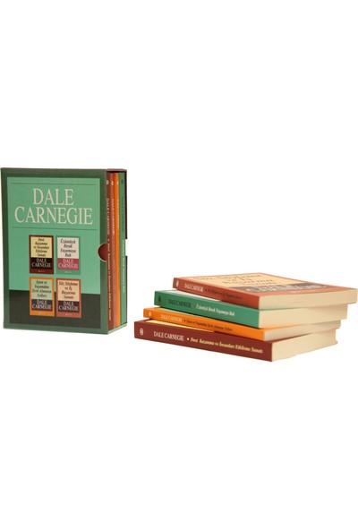 Dale Carnegei 4 Kitaplık Set - Dale Carnegie