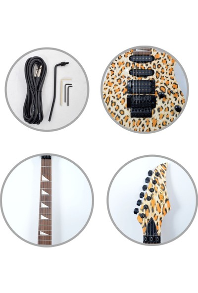 Extreme Elektro Gitar - XE30KMF