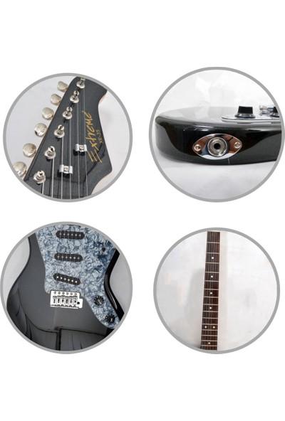 Extreme Elektro Gitar - XE35BK
