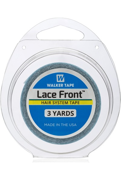Protez Saç Bandı Lace Front 1'' x 3 Yds (2,5 cm x 2,74M) Mavi Bant