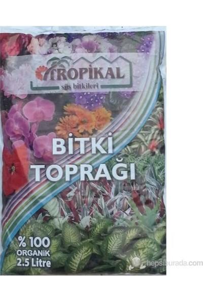 Yalova Fidan Market Tropikal ''Bitki Toprağı'' 2.5 Litre