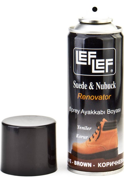 Leflef Aksesuar Sprey Kahve