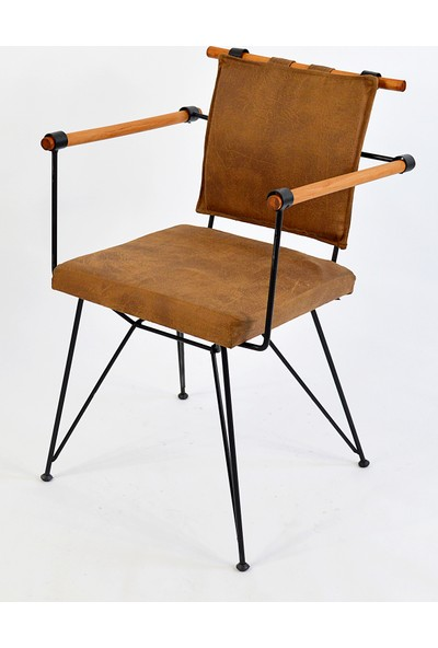 Penyez Sandalye - Kahverengi