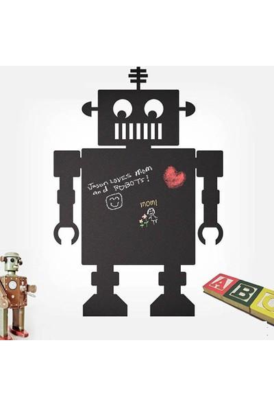 DekorLoft Robot Yazılabilir Sticker YZB-1029