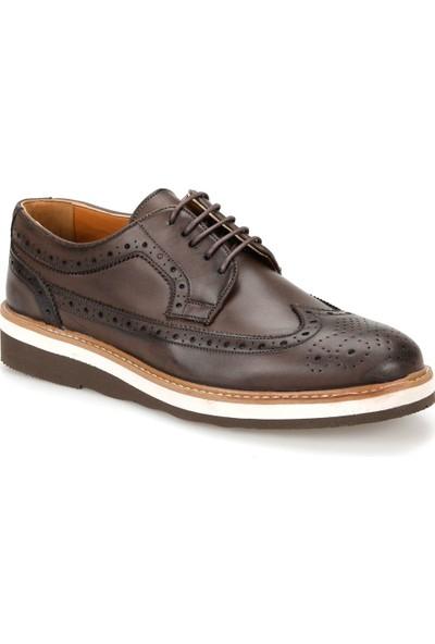 Jj-Stiller 785 Kahverengi Erkek Ayakkabı