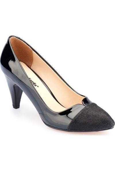 Polaris 82.309021Rz Siyah Kadın Ayakkabı