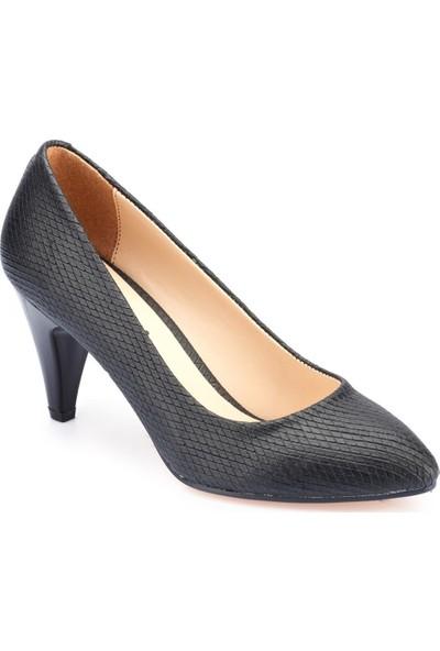 Polaris 82.309022Bz Siyah Kadın Ayakkabı