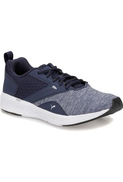 Puma Nrgy Comet Koyu Mavi Beyaz Kadın Sneaker Ayakkabı