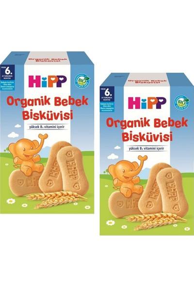 Hipp Organik Bebek Bisküvisi 150 gr 6+ Ay x 2 Adet