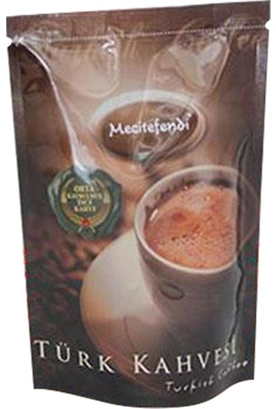 Mecitefendi Türk Kahvesi 100 gr