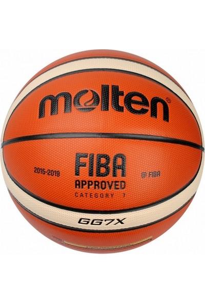 Molten Bgg7X Fiba Approved Maç Basketbol Topu