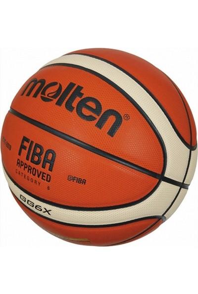 Molten Bgg6X Fiba Approved Maç Basketbol Topu