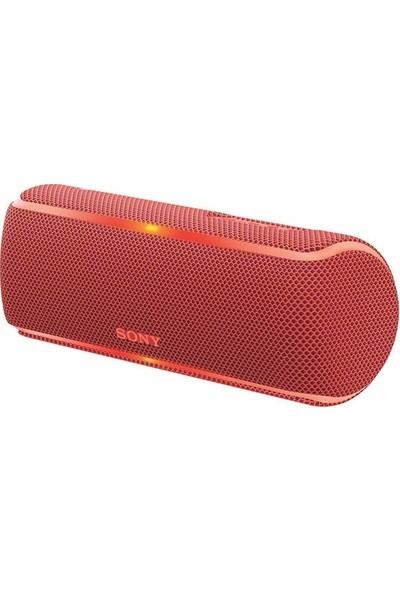 Sony Srsxb21R.Ce7 Kablosuz Bluetooth Hoparlör
