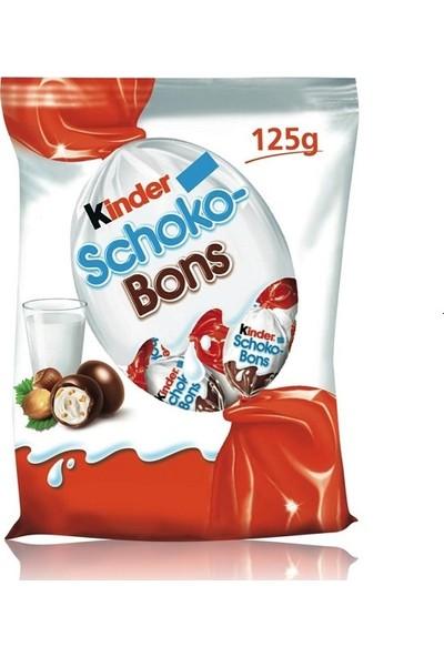 Kinder Schoko Bons 125 Gr