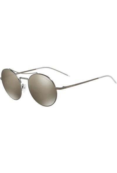 Emporio Armani 0EA2061-30035A52 Erkek Güneş Gözlüğü