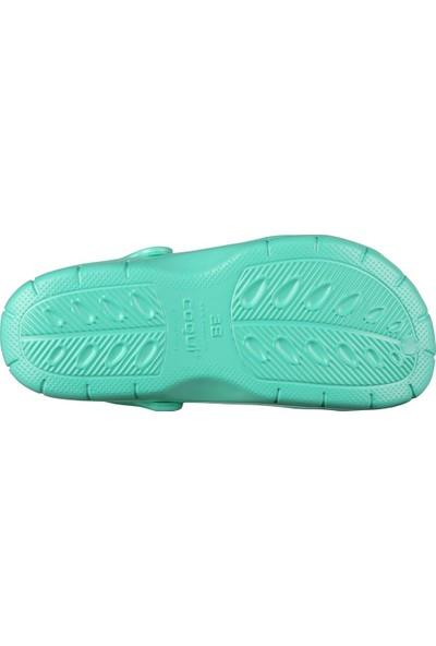 Coqui Kadın Yeşil Sandalet 6352 Q030 JUMPER