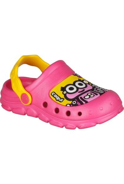 Coqui Kız Çocuk Pembe Sandalet 9383 Q024 STONEY