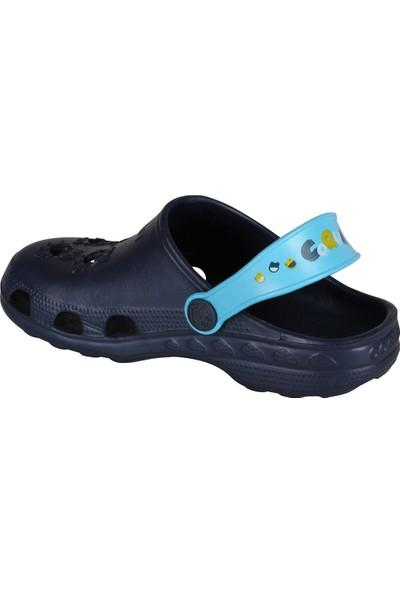 Coqui Erkek Çocuk Lacivert Sandalet 8701 Q032 LITTLE FROG