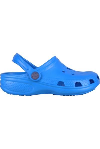 Coqui Erkek Çocuk Mavi Sandalet 8101 Q045 BIG FROG