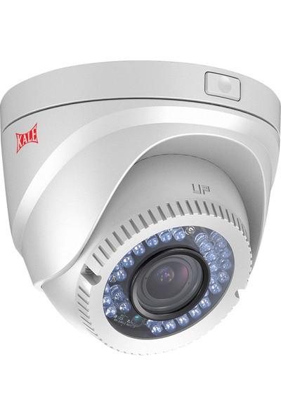 Kale İç Ortam / Dış Ortam 1080P Vf IR Dome Kamera