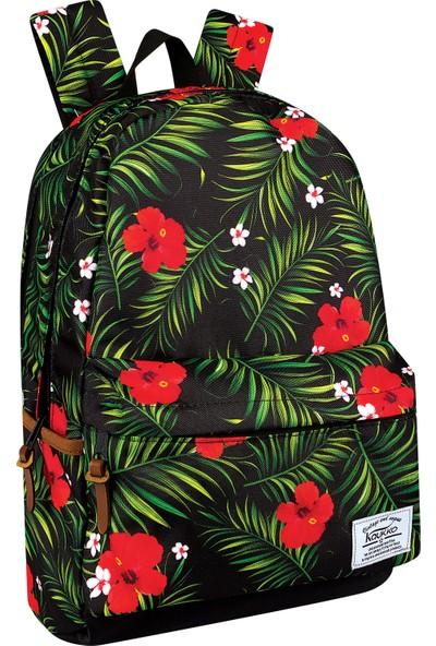 Kaukko Flowers Sırt Çantası Costo Rika 45016