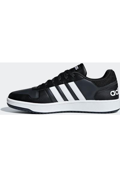 Adidas Hoops 2.0-1 Siyah Erkek Sneaker