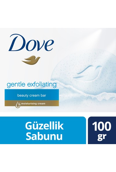 Dove Cream Bar Exfloating Katı Sabun 100 GR