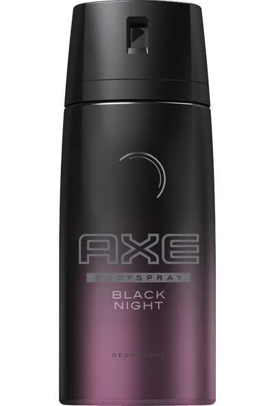 Axe Deodorant Sprey Black Nıght 150 ml