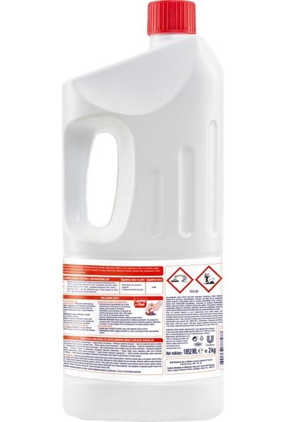 Domestos Çamaşır Suyu Kar Beyazı 2000 gr