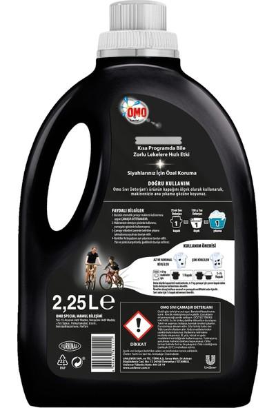 Omo Black Sıvı Çamaşır Deterjanı 2250 Ml