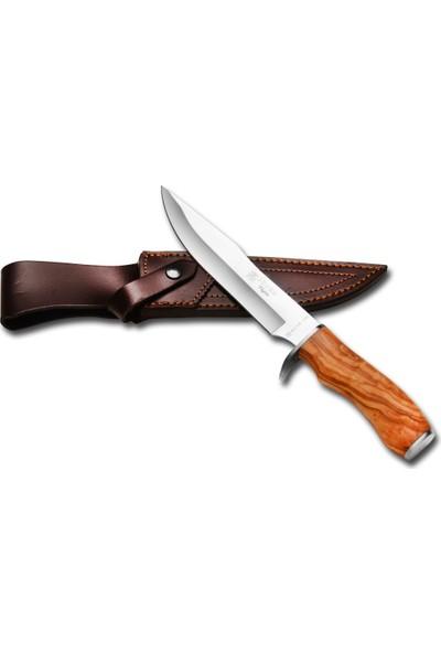 Joker Knives Co37 Zeytin Ağaç Saplı Bıçak