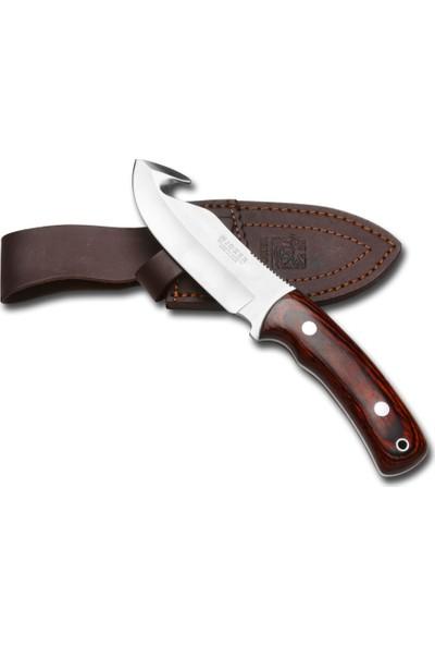 Joker Knives Cr56 Oso Kiraz Ağaç Saplı Bıçak