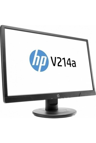 "HP V214a 20.7"" 5ms (Analog+HDMI) Full HD LED Monitör 1FR84AA"